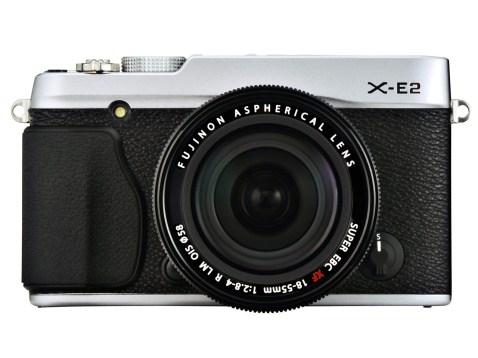 Fujifilm X-E2 - Silver