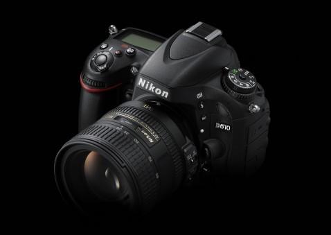 Nikon D610 ambience