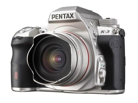 PENTAX K-3 Front