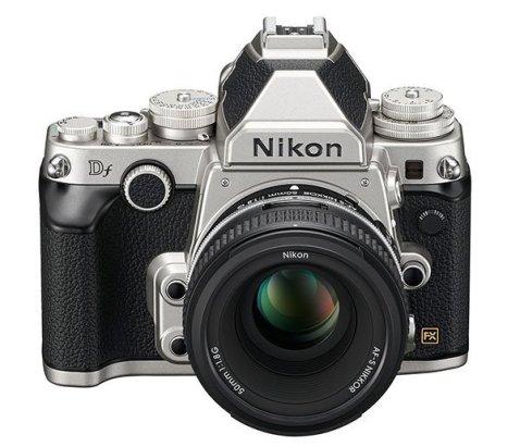 Nikon-Df-silver-front