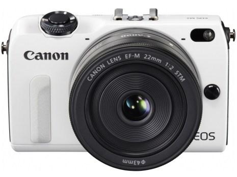 Canon EOS M2 - White