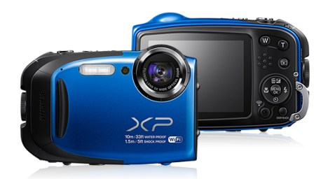 Fujifilm FinePix XP70 (Blue)