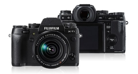 Fujifilm X-T1 Features