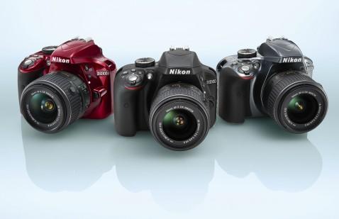 Nikon D3300 Cameras