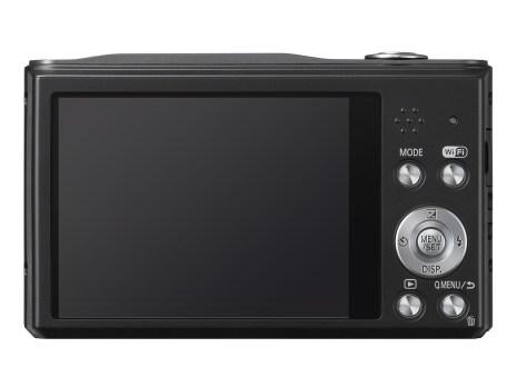 Panasonic Lumix DMC-SZ8 (Back)