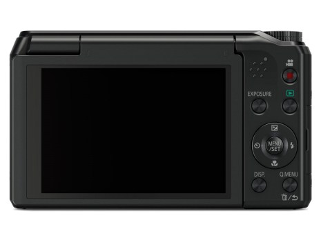 Panasonic Lumix DMC-ZS35 (Back)