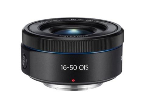 Samsung 16-50mm F3.5-5.6 Power Zoom ED OIS lens (Black)
