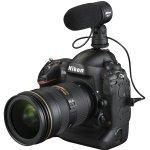 Nikon D4S with ME-1
