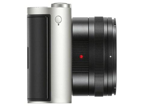 Leica T - side