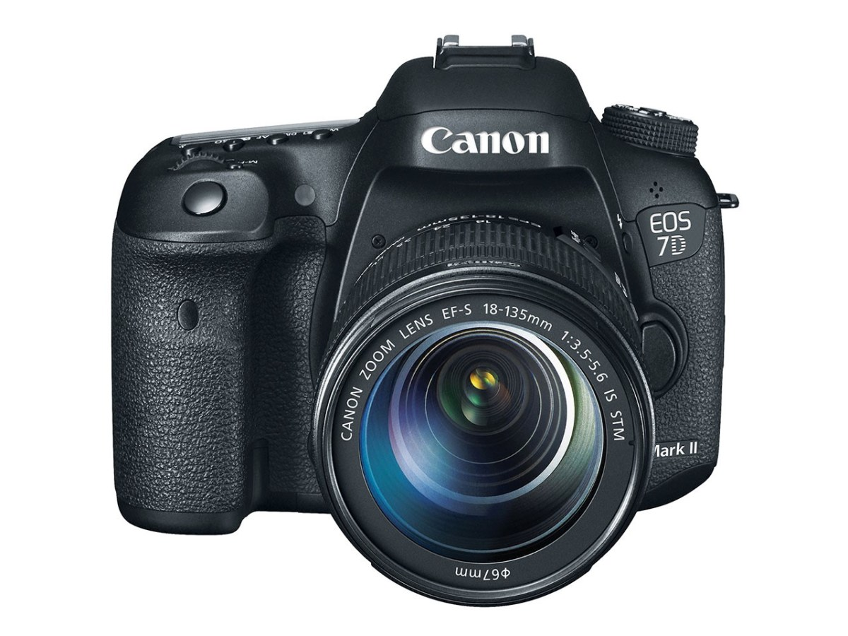 CanonEOS 7D Mark II - Front