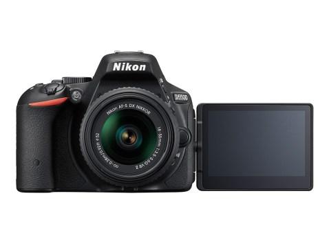 Nikon D5500 - LCD