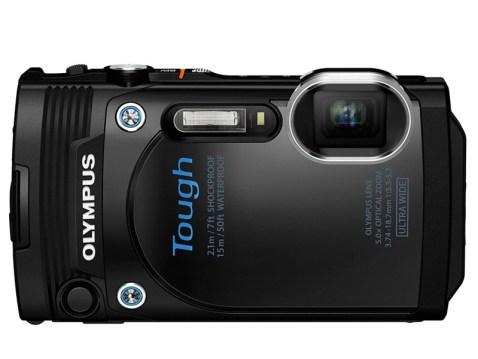 Olympus Stylus Tough TG-860 - Black