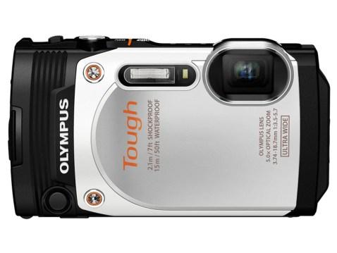 Olympus Stylus Tough TG-860 - Front