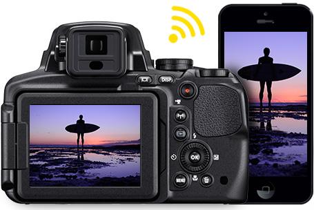 Nikon COOLPIX P900 WiFi