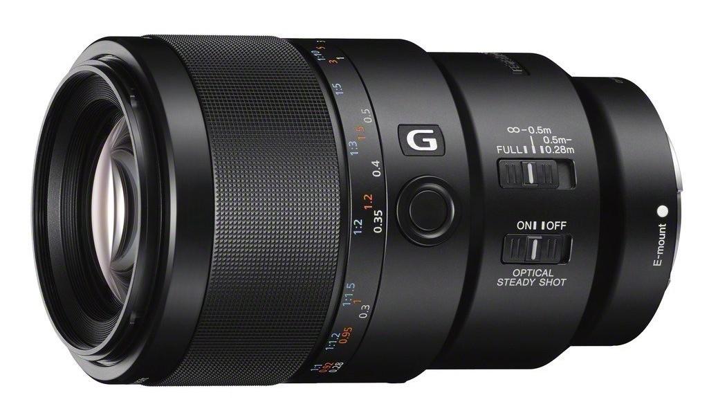 Sony FE 90mm F2.8 Macro G OSS Macro Lens