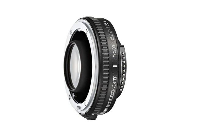 Nikon AF-S Teleconverter TC800-1.25E ED 01