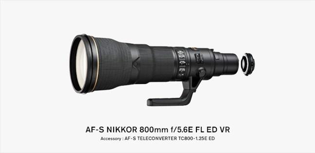 Nikon AF-S Teleconverter TC800-1.25E ED 03