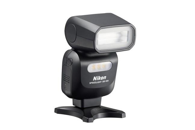Nikon Speedlight SB-500 01