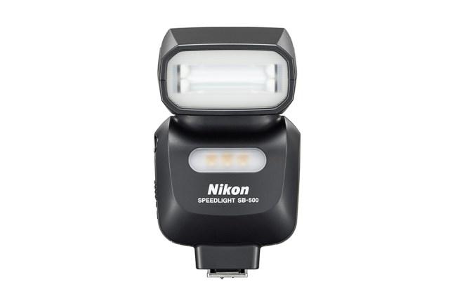 Nikon Speedlight SB-500 03
