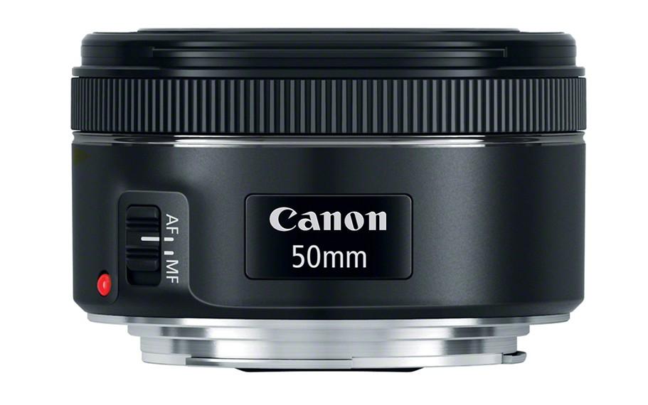 Canon EF 50mm f:1.8 STM Normal Lens
