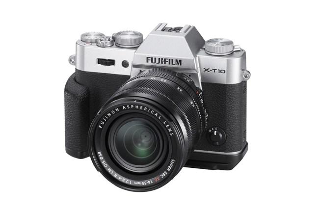 FUJIFILM X-T10 Camera 09