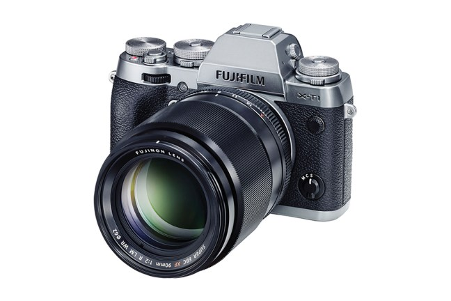 FUJINON XF 90mm F2 R LM WR 002