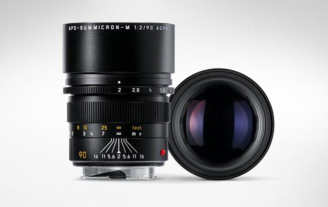 Leica Apo-Summicron-M 90mm f2 ASPH Lens 01