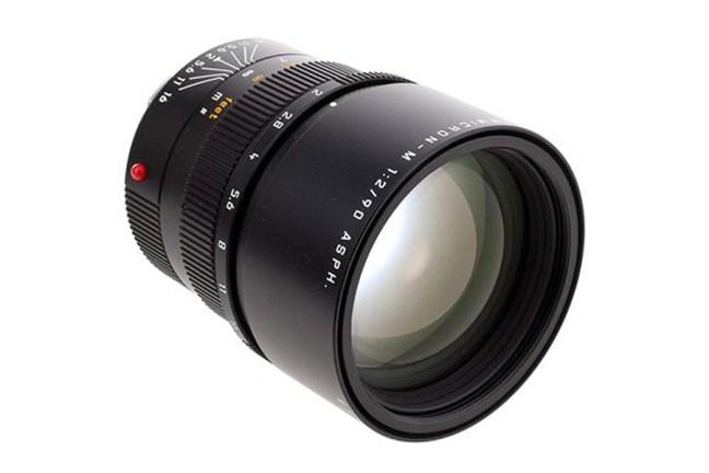 Leica Apo-Summicron-M 90mm f2 ASPH Lens 05