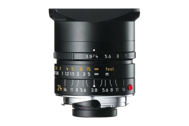 Leica Elmar-M 24mm f3.8 ASPH Lens 01