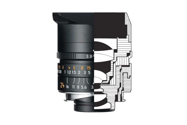 Leica Elmar-M 24mm f3.8 ASPH Lens 06