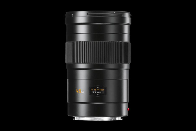 Leica Elmarit-S 45mm f2.8 ASPH CS Lens 01