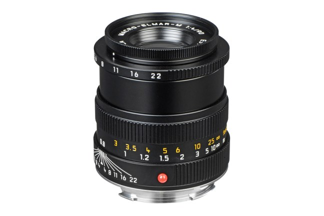 Leica Macro-Elmar-M 90mm f4 Lens 07