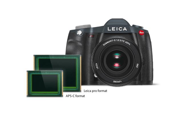 Leica S-E (Typ 006) 01