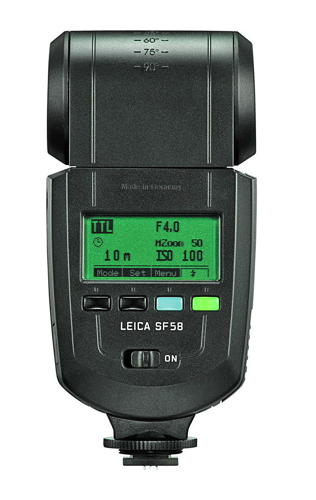Leica SF-58 Flash 02