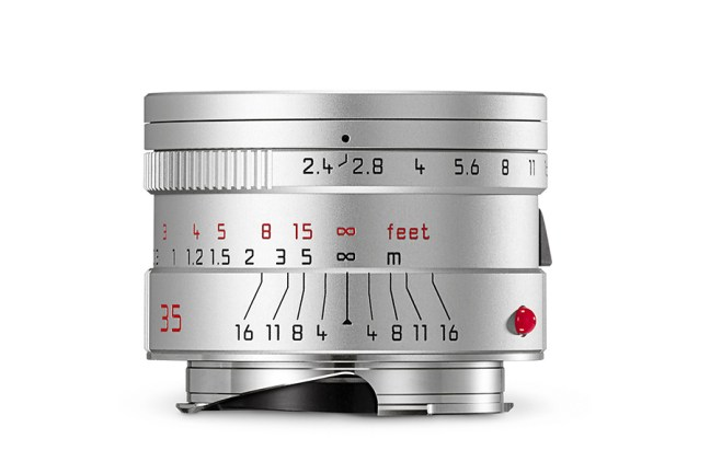 Leica Summarit-M 35mm f2.4 ASPH Lens 09
