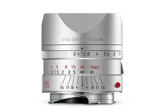 Leica Summarit-M 35mm f2.4 ASPH Lens 10