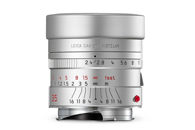 Leica Summarit-M 35mm f2.4 ASPH Lens 11