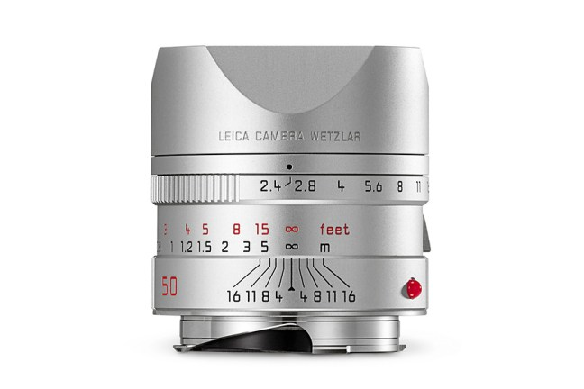 Leica Summarit-M 50mm f2.4 Lens 07