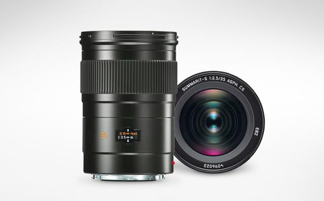 Leica Summarit-S 35mm f2.5 ASPH Lens 07
