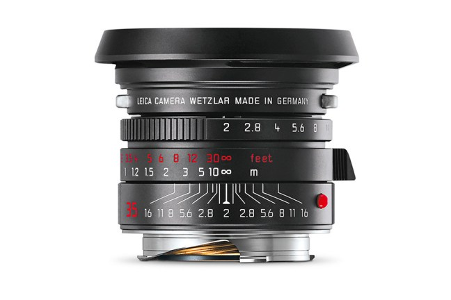 Leica Summicron-M 35mm f2 ASPH Lens 11