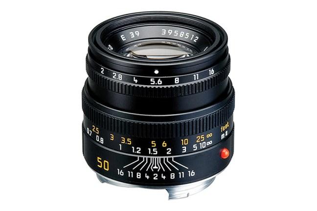 Leica Summicron-M 50mm f2 Lens 02