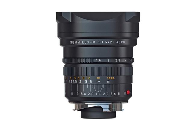 Leica Summilux 21mm f1.4 ASPH Lens 03