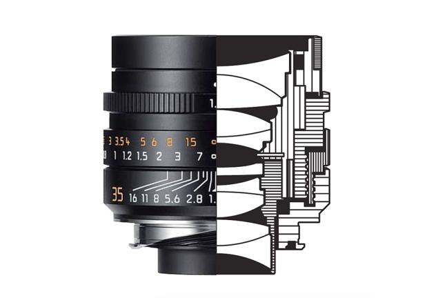 Leica Summilux-M 35mm f1.4 ASPH Lens 17
