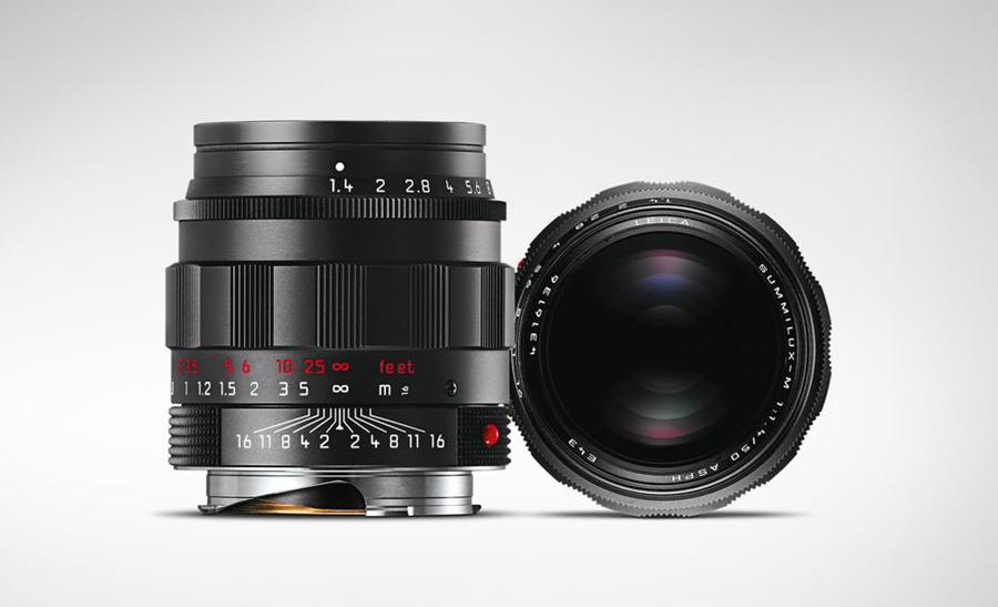 Leica Summilux-M 50mm f1.4 ASPH Lens 02