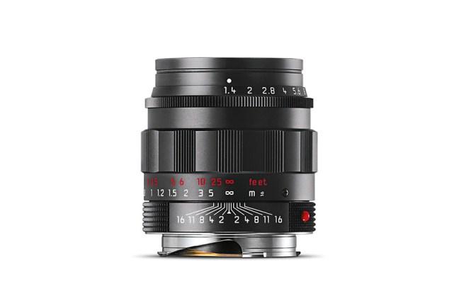 Leica Summilux-M 50mm f1.4 ASPH Lens 10