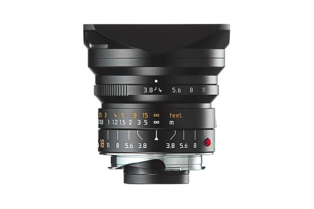 Leica Super-Elmar-M 18mm f3.8 ASPH Lens 11