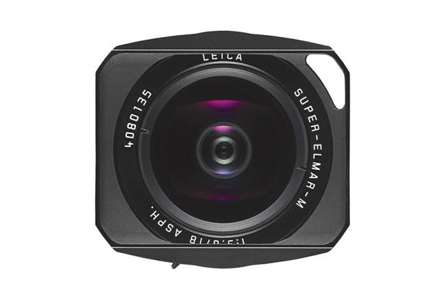 Leica Super-Elmar-M 18mm f3.8 ASPH Lens 12