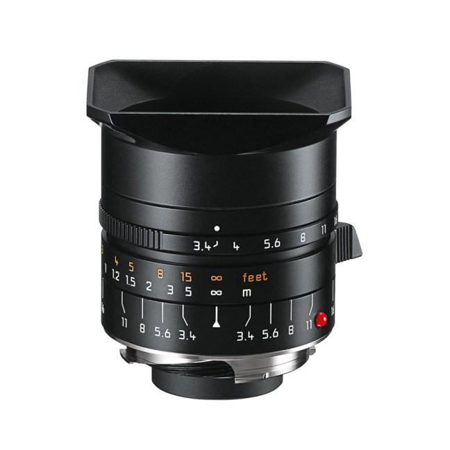 Leica Super-Elmar-M 21mm f3.4 ASPH Lens 10