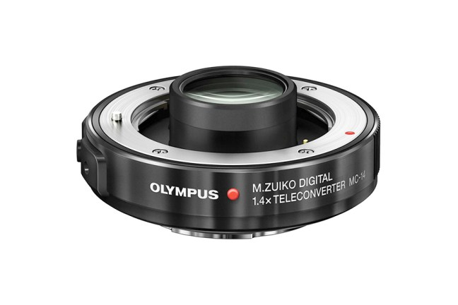 Olympus M.ZUIKO DIGITAL MC‑14 1.4x Teleconverter 01