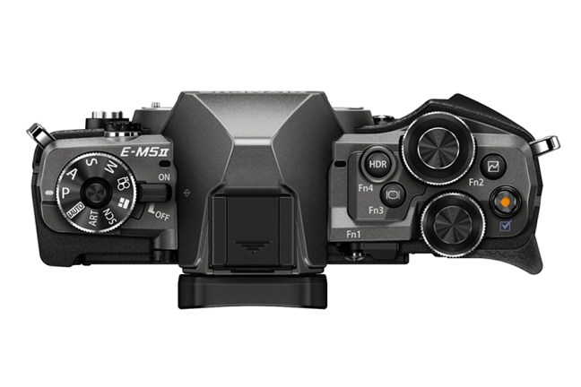 Olympus OM-D E-M5 Mark II Limited Edition Mirrorless Camera 08